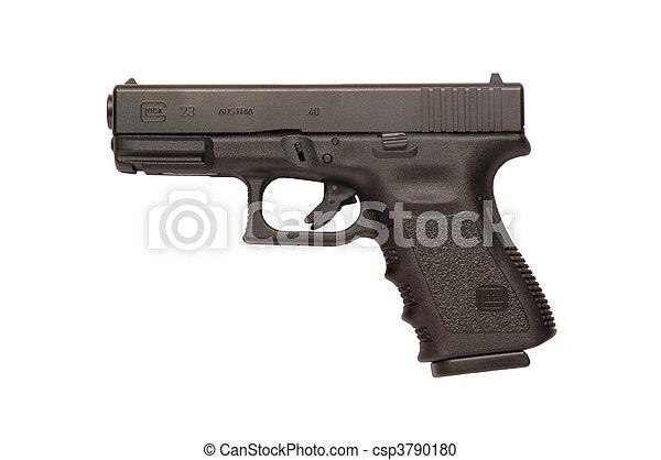 Glock 9mm handgun - csp3790180