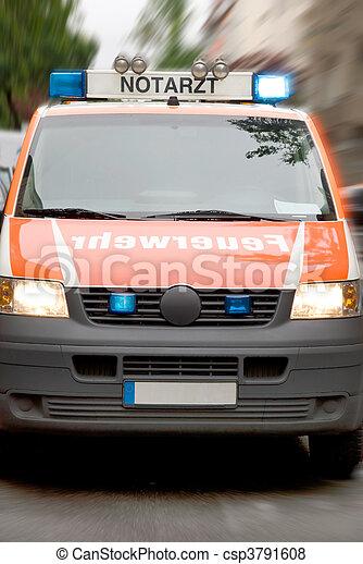救急車 - csp3791608