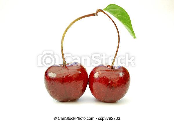 Cherries - csp3792783
