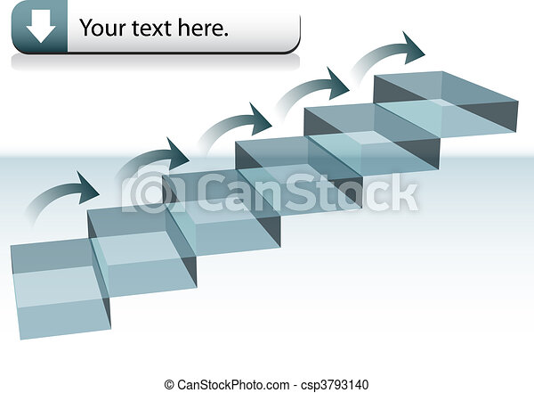 Step Chart - csp3793140