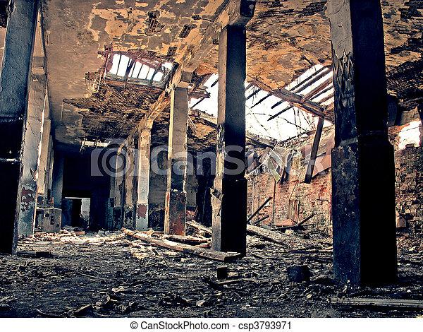 ruins  - csp3793971