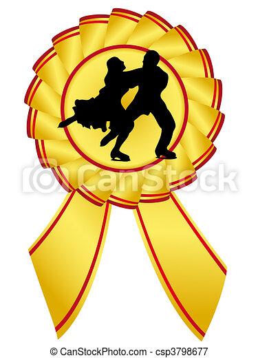 Champion ice skating - csp3798677