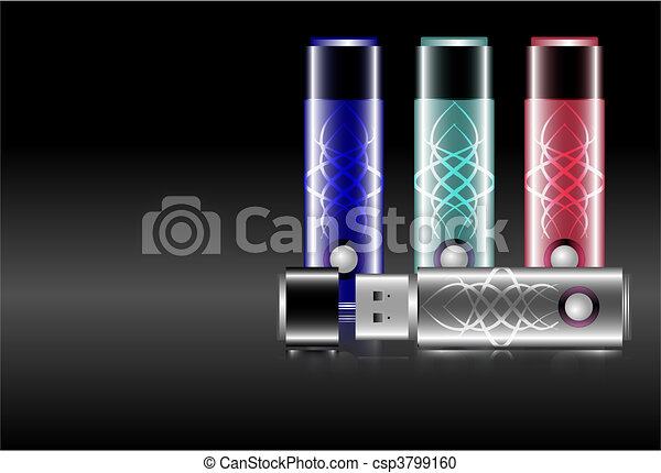 usb drive flash memory stick - csp3799160