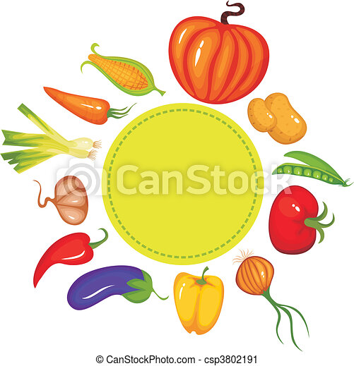 vegetable set - csp3802191