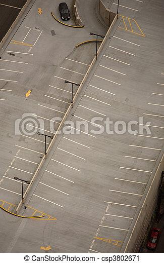 parking place - csp3802671