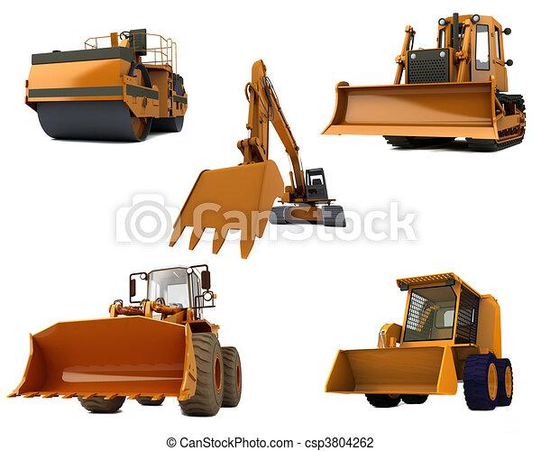 Road machinery - csp3804262