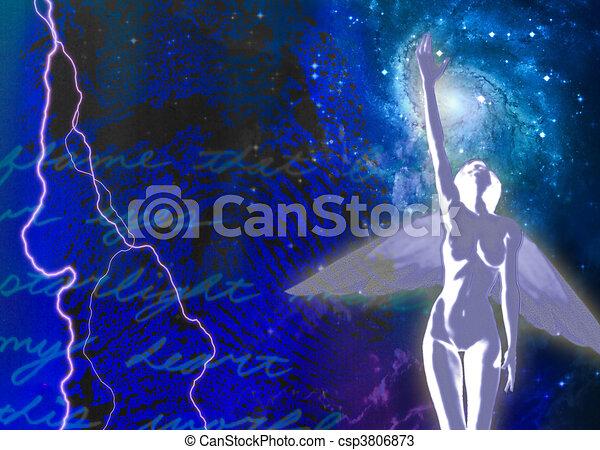 Spiritual Passion - csp3806873