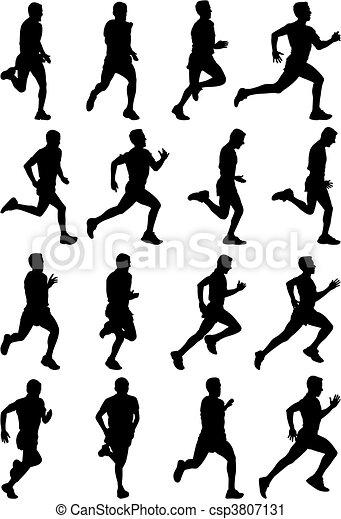 Running - csp3807131