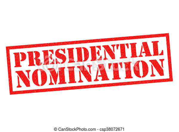 Presidential Nominations Clip Art