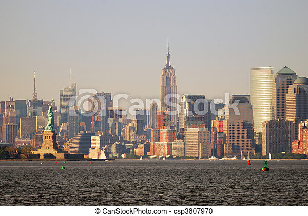 New York City - csp3807970