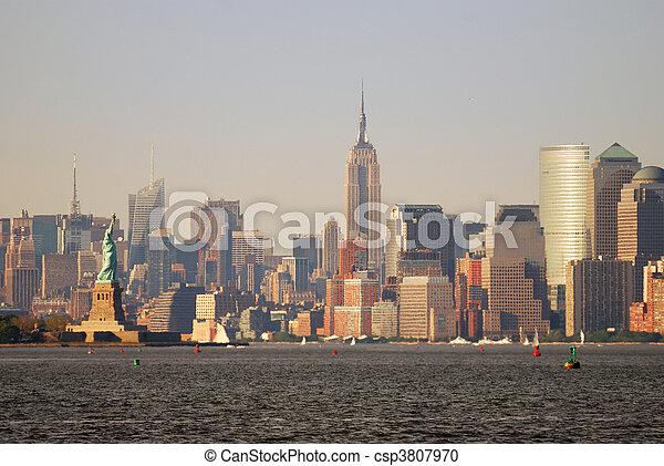 New York City - csp3807970