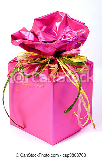 The Gift - csp3808763