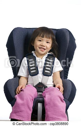 Car Seat 001 - csp3808890