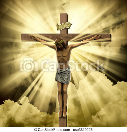 Jesus Christ - csp3810226