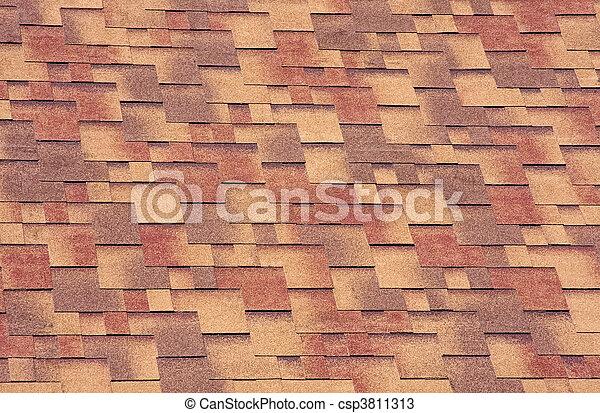 Bitumen tile - csp3811313