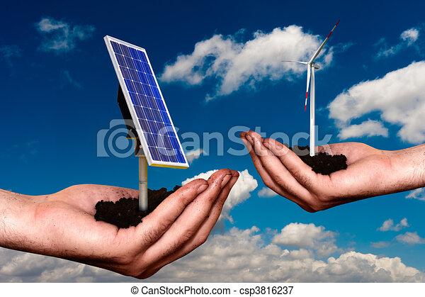 Offering new energy - csp3816237