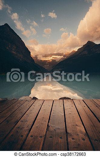Banff National Park - csp38172663