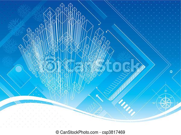 Structure Blueprint - csp3817469