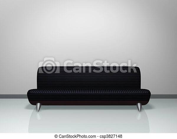Interior(SOFA) - csp3827148