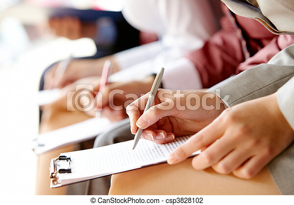 Business education - csp3828102