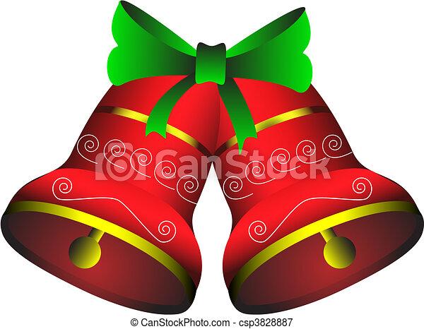 ilustraciones vectoriales de navidad  campanas bells clip art silhouette bells clip art images