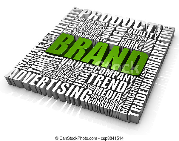 Brand - csp3841514