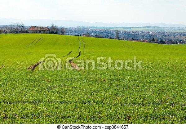 agricultura - csp3841657