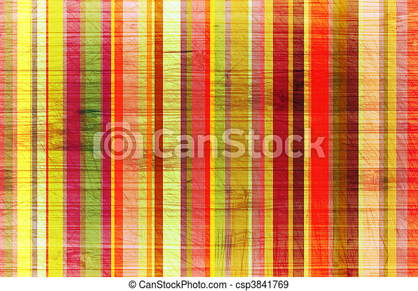 Abstract background with colour strips. - csp3841769