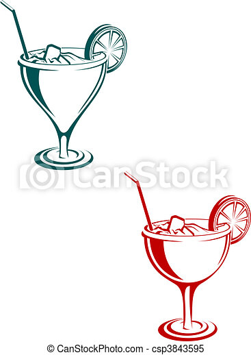 Party cocktail - csp3843595