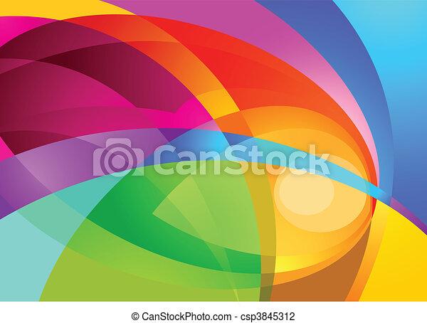Colour Splash Background - csp3845312