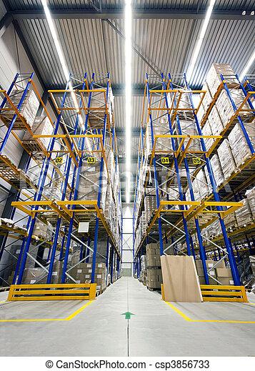 High warehouse - csp3856733