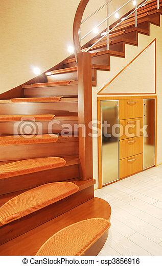 stair case - csp3856916