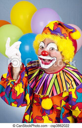 photo de casser net doigts clown rigolote anniversaire clown csp3862022 recherchez. Black Bedroom Furniture Sets. Home Design Ideas