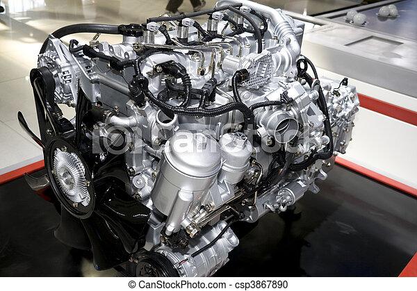 automobile engine - csp3867890