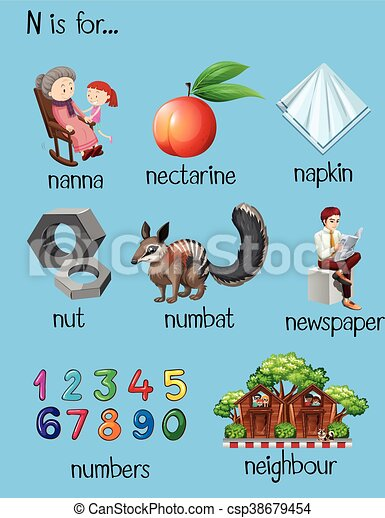 Letter Words Beginning With Mi