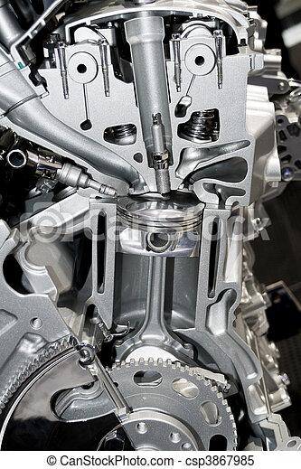 automobile cylinder block - csp3867985