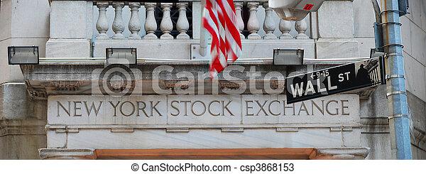 New York City - csp3868153