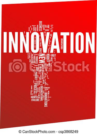 Innovation - csp3868249