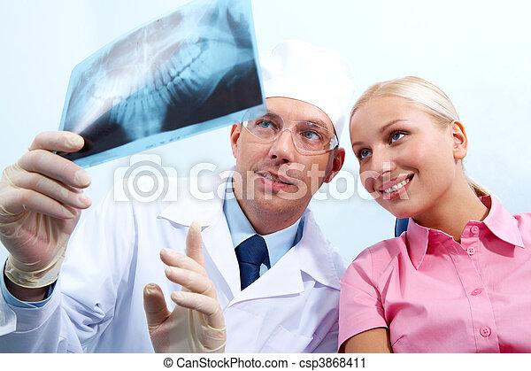 Medical consulting - csp3868411