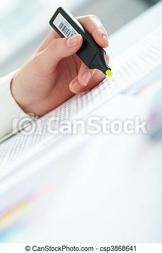 Accounting - csp3868641