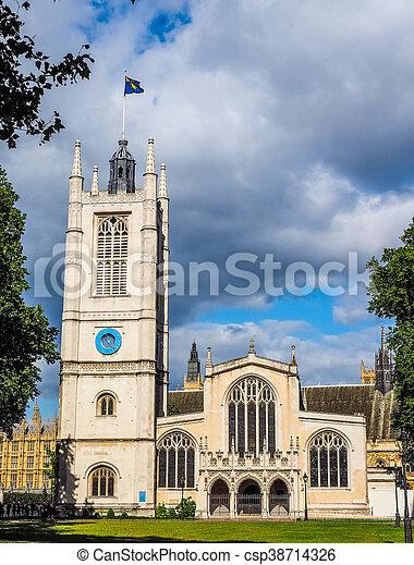 St Margaret Church in London HDR - csp38714326
