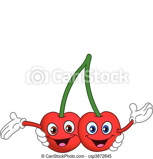 Cherry - csp3872845