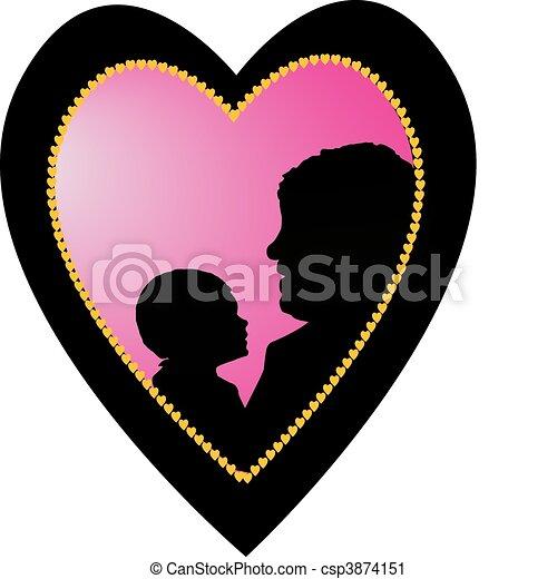 parent and child - csp3874151