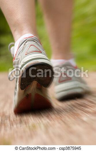 jogging - csp3875945
