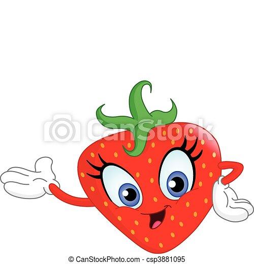 Strawberry - csp3881095