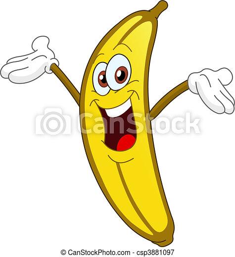 Banana - csp3881097