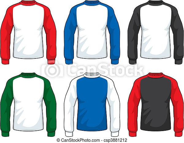 Long Sleeve Shirts - csp3881212