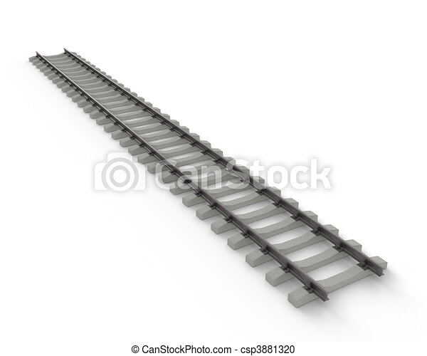 Single rail - csp3881320