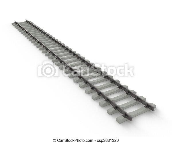 Single rail  - csp3881320