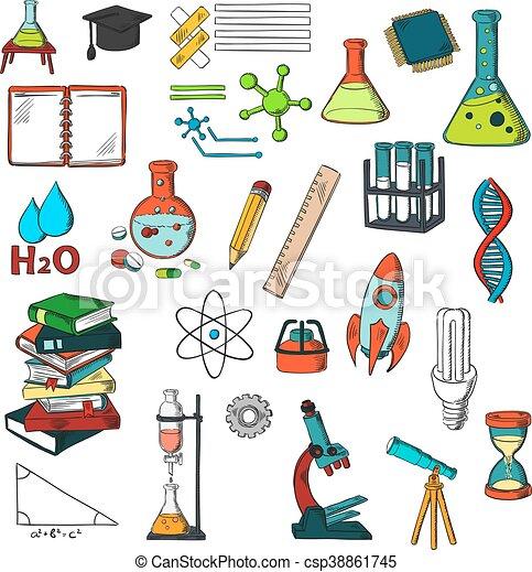 Resultado de imagen para fisica y matematicas dibujo